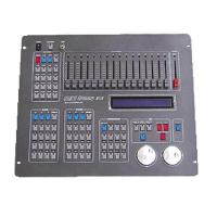 China DMX Lighting Controller , Disco Light Control Console 483mm x 400mm x 105mm on sale
