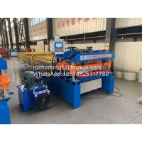 China CE 600H Beam 1250mm Steel Tile Roll Forming Machine wholesale