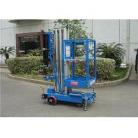 China Easy Loading Mobile Elevating Work Platform 7.6 Meter Platform Height For One Person wholesale
