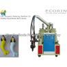 China Soft Toy / Backrest Making Polyurethane Foam Injection Machine VFD Output Adjusted wholesale