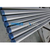 China 2205 Material Duplex Steel Tube Hydraulic Test With Pickling Surface wholesale