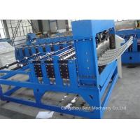 China Hydraulic Accessory Equipment Arched Roof Sheet Crimping Machine ISO / CE Listed wholesale