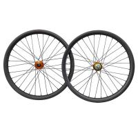 China Wholesale OEM Carbon Rims Wheel Bicycle Wheels 26er 700C Width 38mm on sale