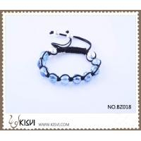 China Hot Selling Handmade Bracelet with crystal BZ018 wholesale