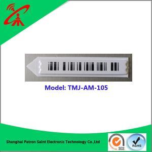 Buy cheap Custom Design Am Label Non-Deactivable Eas Soft Tags / Eas Soft Label product