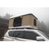 China High Performance Hard Shell Roof Top Tent For Travel Hiking Camping wholesale