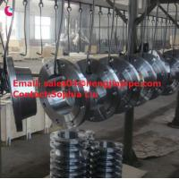 China MSS SP44 FORGED FLANGES wholesale