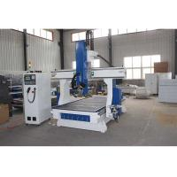 China 6kw Air Cooled Spindle CNC Wood Cutting Machine 380V / 220V 50HZ For Woodworking wholesale