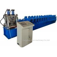China Special Type Steel Sheet Cold Roll Forming Machine With 13 Rollers Forming wholesale