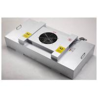China Food Factory HEPA Filter Box / Class 100 - 10000 Cleanroom Fan Air Clean Unit wholesale
