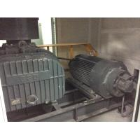 China High Capacity Three Lobe Roots Blower 1450rpm For Waste Water Treatment Plant wholesale