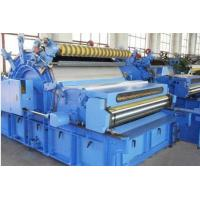 China Non Woven Fiber Carding Machine 1500mm - 2500 Mm Width For Small Businesses on sale