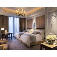 China Custom Made High End Classic Hotel Bedroom Furniture Sets MDF Or Plywood Basic Material wholesale