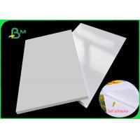 China 115gsm 135gsm Supergloss RC Self Adhesive Photo Paper Waterproof A4 A3 Size wholesale