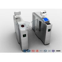 China Retractable Optical Turnstile Security Systems Electric For Airports Access wholesale