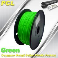 China PCL filament, low temperature filament, 0.5kg/ roll ,high quality wholesale