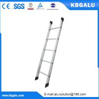 Buy cheap Aluminum scaffolding ladder from wholesalers