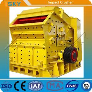 China PFT-1007Secondary Crushing Machine Impact Crusher wholesale