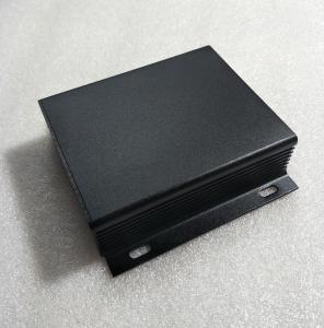 China Wall Mount Extruded 6063-T5 Aluminum PCB Enclosure Box wholesale