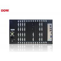 China Commercial lcd Video Wall controller multiple HDMI signals inputs outputs display controller DDW-VPH0606 wholesale