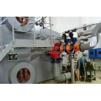 China 2.45Mpa Water Tube Package Boiler Oil Fired Hot Water Boiler Output 90 % Efficiency wholesale