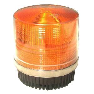 China Round Amber Warning LED Police Beacon Light Magnet Fixation for Emergency Vehicles wholesale