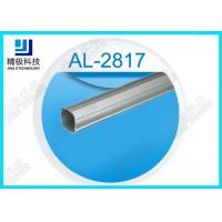 China Anodic Oxidation Aluminium Alloy Pipe , Large Diameter Aluminum Pipe 6063 - T5 wholesale