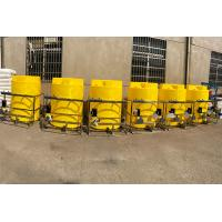 China 220 Gallon Commercial Chemical Dosing Tank For Closed Loop Chilled Water Circulation Piping System wholesale
