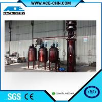 China 100L 200L 300L 500L All Red Copper Small Size Whiskey Gin Brandy Distilling Equipment wholesale