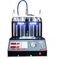 China CT200 Testing Fuel Injector Cleaning Machine , Petrol Injector Cleaner Machine wholesale