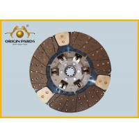 CXZ Isuzu Truck Parts Clutch Disc , 430 MM Isuzu Replacement Parts 1312408920