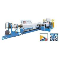 Quality Multi Layer Co-Extrusion Sheet Production Line / Roofing Plastic Film Extruder for sale
