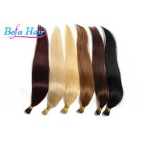 China Beauty Works Affordable i Tip Hair Extensions Body Wave Human Hair Weave wholesale