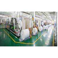 China GM-082 Wet Wipes Production Line Touch Screen Operation L8.15m * W1.55m * H2.00m Size wholesale
