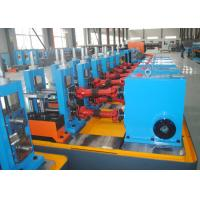 China Professional Automatic ERW Tube Mill , Carbon Steel Welded Pipe Mill wholesale