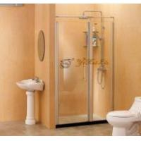 One Door Outside Swing Shower Screen