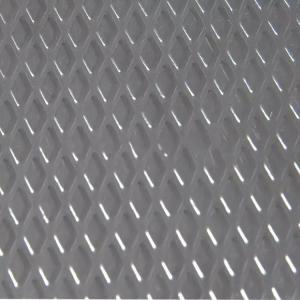 China 1060 1100 3003 3004 5052 Anti Skid Aluminum Diamond Plate wholesale