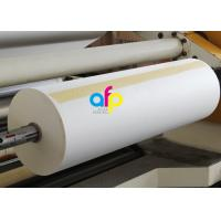 China 23 Micron Dry Thermal Matt Lamination Roll EVA Glue Coating Eco Friendly on sale