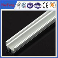 China HOT! led strip aluminium profile, aluminium channel for led strips with cover wholesale