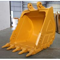 China Mini Digging Excavator Bucket / Construction Machinery Parts 12 Months Warranty wholesale