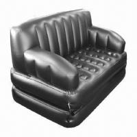China 5-in-1 Sofa Bed/Air Bed, Inflatable, Can Use for 5 Different Methods on sale