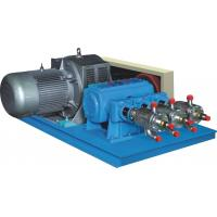 Buy cheap Large Flow LCO2 / LNG Industrial Gas Equipment Cryogenic Liquid Pump Blue Color from wholesalers