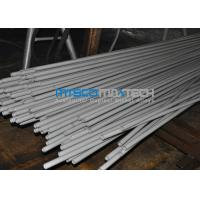 China 19.05mm × 1.24mm Cold Rolled Duplex Stainless Steel Tube S31803 / S32750 / S32750 wholesale