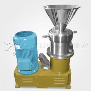 China Stainless Steel Nut Grinder Machine / Bone Grinder Machine 175kg Weight on sale