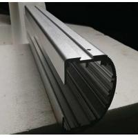Quality Aluminium profile for led China silver anodized 6063 T5 aluminium extrusion price per kg for sale