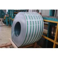 Buy cheap 201 / 202/304 / 304L/430/409L/410S/ Cold Rolled Stainless Steel Strips PE Film from wholesalers
