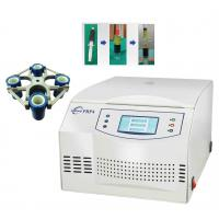 Medical PRP Centrifuge Machine 4x50ml Capacity With Adjustable Speed Range