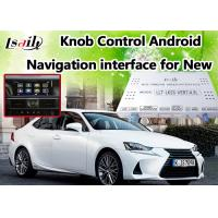 China High Speed Android 6.0 Lexus Video Interface for IS , Backup Camera Interface wholesale