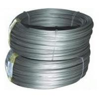 China 4mm Non - Magnetic Nail Wire Stainless Steel High Tensile Strength wholesale