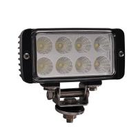 China 24W 5.5 Inch LED Driving Lights Flood Beam 2400LM Off Road Light for SUV Car Truck Tractor Trailer wholesale